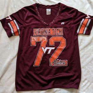 Virgina Tech Russell Jersey